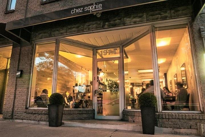 Chez Sophie ,oenotourisme ,restaurant ,bistronomique ,grandes tables ,Montréal ,Sélection Vindici ,Sud du Québec ,