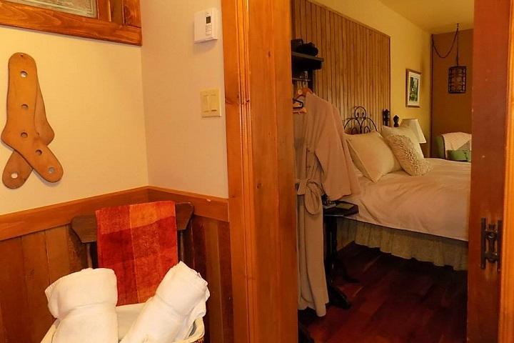 À l'Ancsetrale Magog – Hébergement Cantons de l'Est hôtels, auberges, gîtes et B&B
