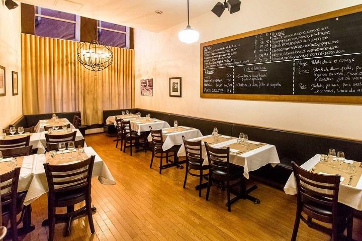 Auguste - Restaurant Sherbrooke Cantons de l'Est