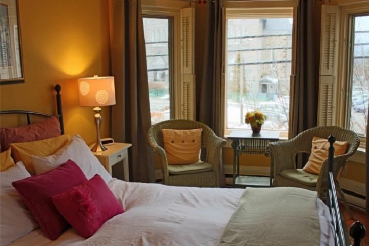 La Belle Victorienne Magog – Hébergement Cantons de l'Est hôtels, auberges, gîtes et B&B