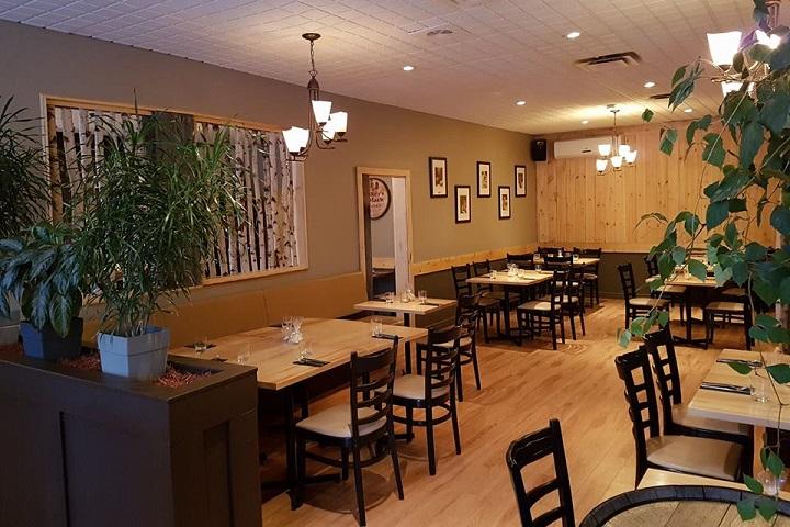 Kapzak - Restaurants Granby Cantons de l'Est