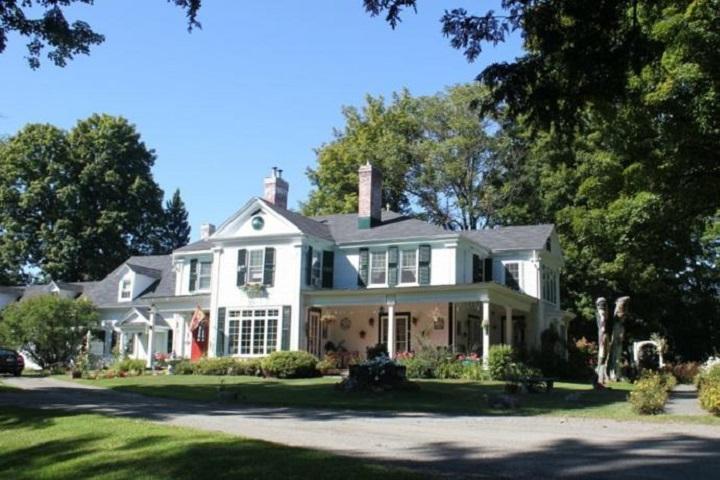 Les Boisés Lee Farm Stanstead - Meilleurs hôtels, auberges, gîtes et B&B à proximité des vignobles