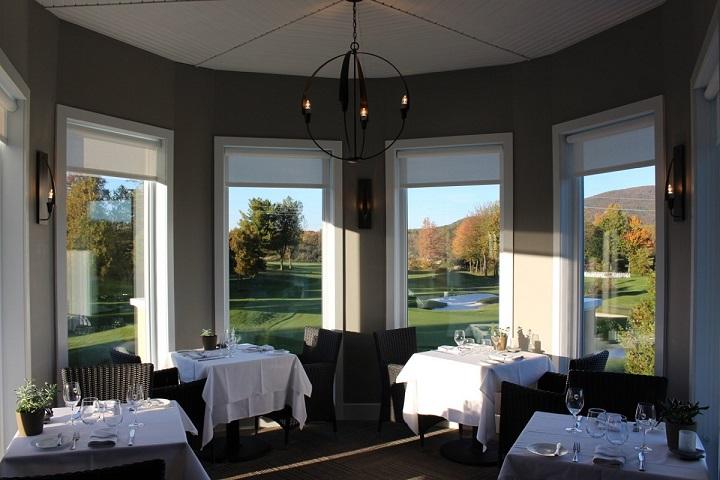 Le Cellier du Roi - Restaurant Bromont Cantons de l'Est