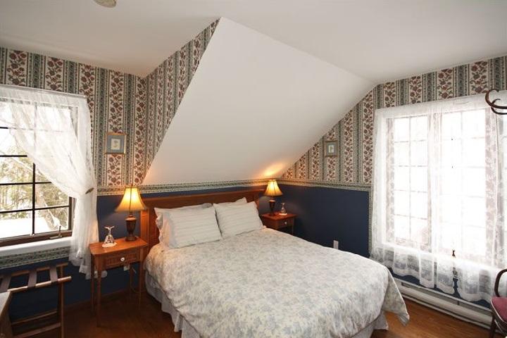 Le Coeur d'Or North-Hatley – Hébergement Cantons de l'Est hôtels, auberges, gîtes et B&B