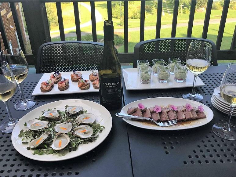 Cuvée Spa Eastman Blanc Sélection VINDICI Oenotourisme