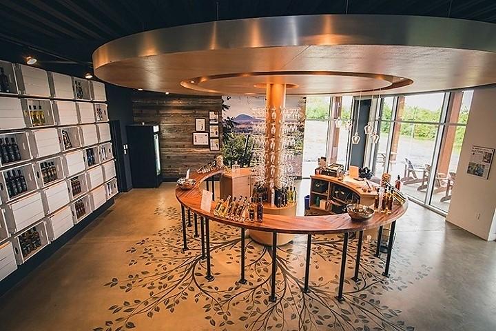Vignoble Cartier Potelle ,oenotourisme ,visite de vignobles ,cépages ,dégustation ,Montérégie, Sélection Vindici ,Sud du Québec ,