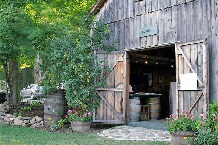 Vignoble Domaine du Ridge tourisme du vin – zone viticole Dunham – St-Armand Cantons de l'Es