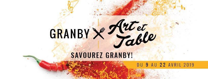 Granby Art et Table
