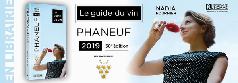 Nadia Fournier Guide Phaneuf 2019