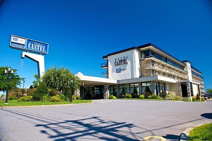 Hôtel Castel - Meilleurs hôtels, auberges, gîtes et B&B à proximité des vignobles
