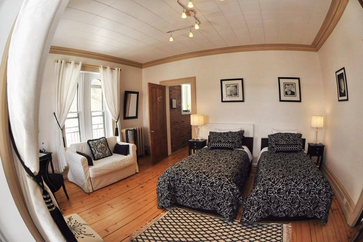 Ile de Garde Sherbrooke – Hébergement Cantons de l'Est hôtels, auberges, gîtes et B&B