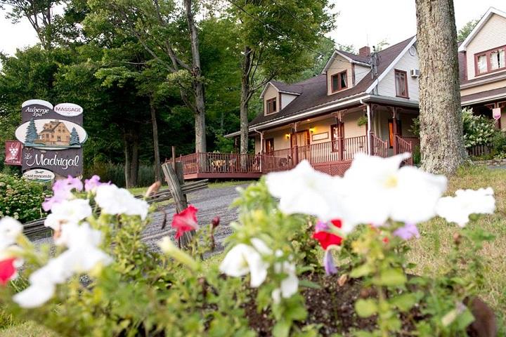 Le Madrigal Hôtel Spa - Meilleurs hôtels, auberges, gîtes et B&B à proximité des vignobles