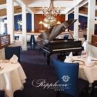 restaurants estrie zone viticole magog - orford Le Riverain