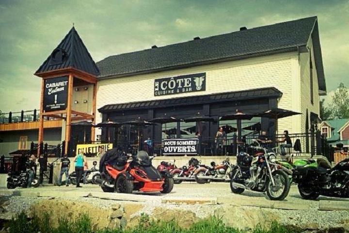 Le Côte - Restaurant Eastman Cantons de l'Est