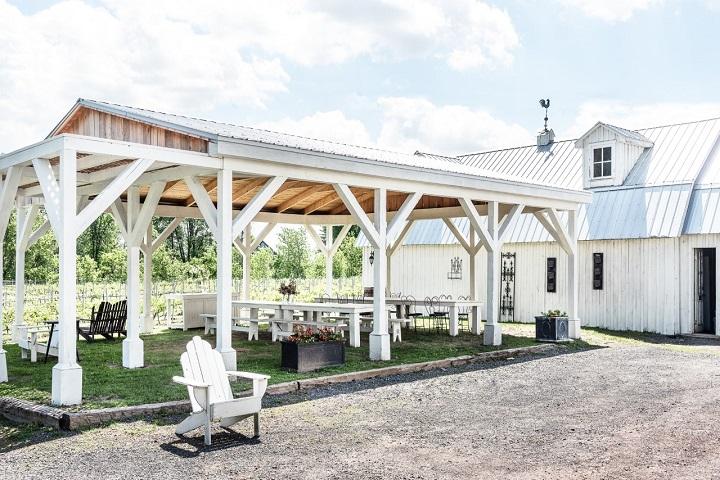 Vignoble Mas des Patriotes ,Montérégie ,Sud du Québec ,tourisme du vin ,sélection Vindici ,