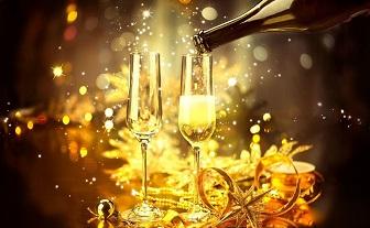 Quel vin apporter ,dîner chic ,temps des Fêtes ,