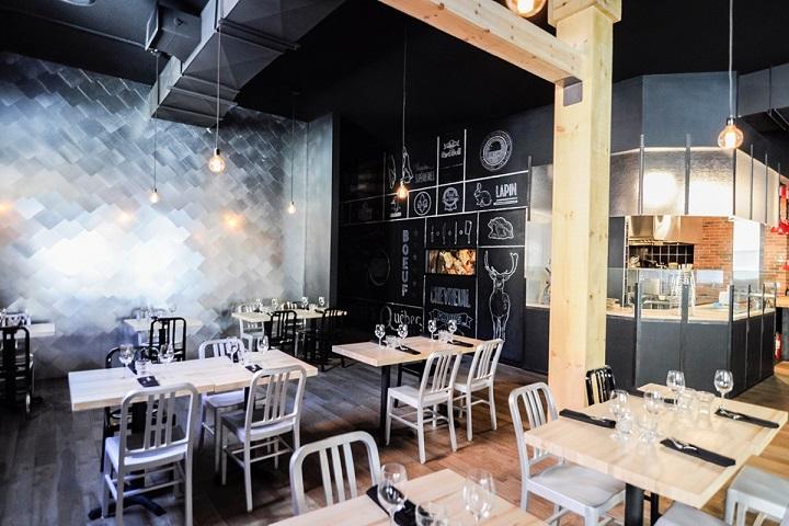 O Chevreuil - Restaurant Sherbrooke Cantons de l'Est