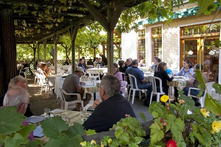 Vignoble de l'Orpailleur tourisme du vin – zone viticole Dunham – St-Armand Cantons de l'Est