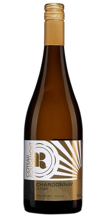 Chardonnay La Plage Coteau Rougemont Sélection VINDICI André Giroux
