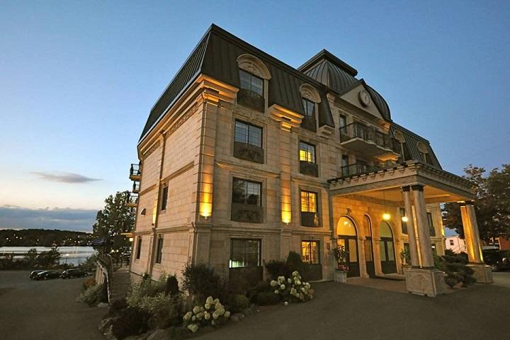 Le St-Christophe Granby – Hébergement Cantons de l'Est hôtels, auberges, gîtes et B&B
