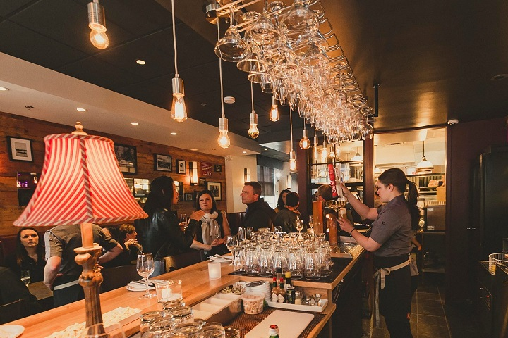 Taverne 1855 - Restaurant Magog Cantons de l'Est