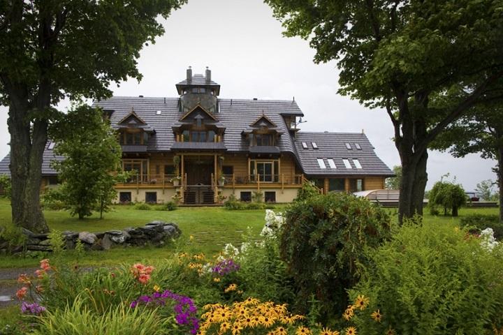 Le Domaine Tomali-Maniatyn Sutton – Hébergement Cantons de l'Est hôtels, auberges, gîtes et B&B