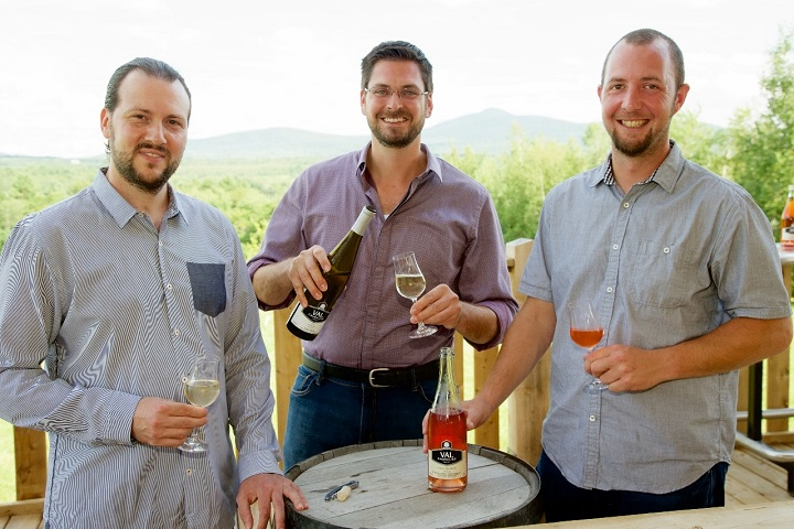 Vignoble Val Caudalies ,oenotourisme ,visite de vignobles ,cépages ,tourisme du vin ,Cantons-de-l'Est, Sud du Québec ,Sélection Vindici ,